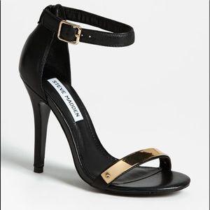 Steve Madden REALOV-M black heels